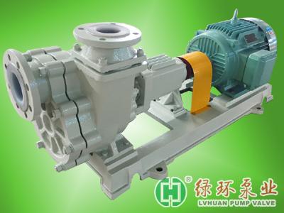 LZB-L型氟塑料自吸泵