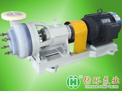 LSB氟塑料离心泵(原FSB)