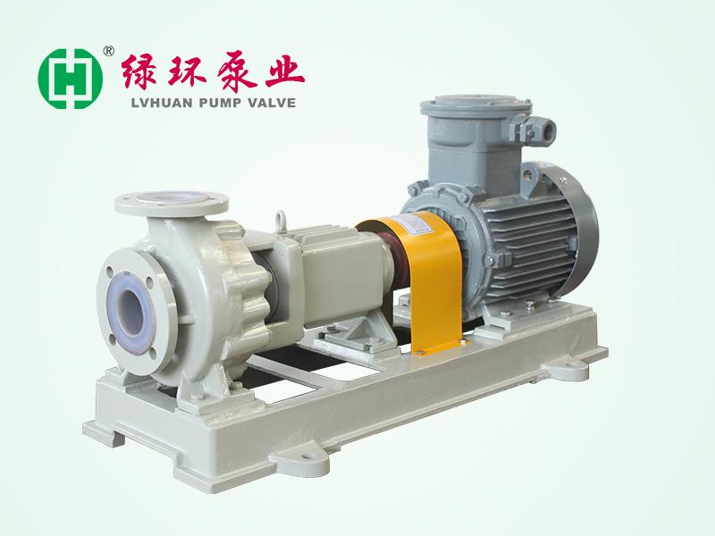 LHF衬氟离心泵