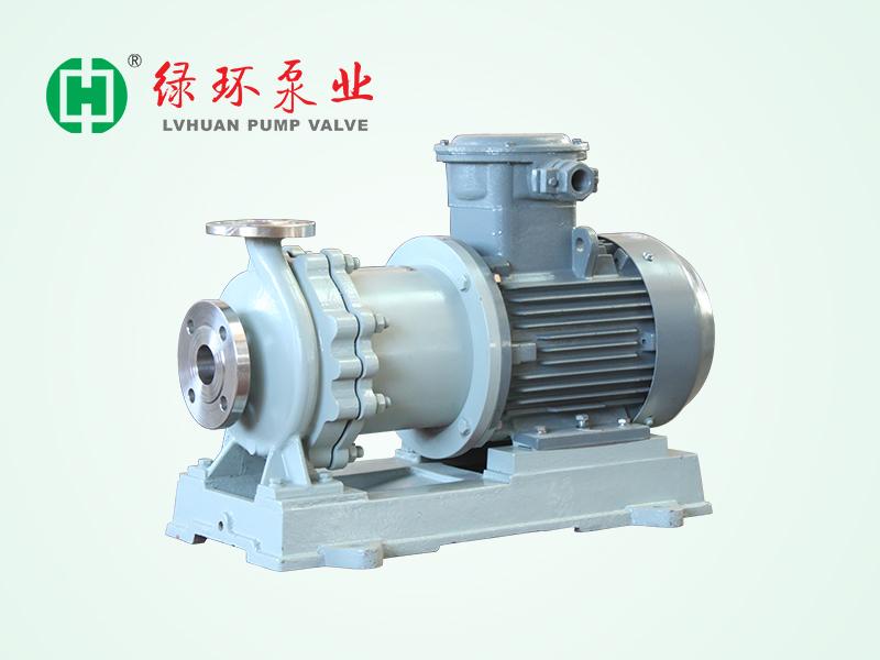 LCB不锈钢重型磁力泵