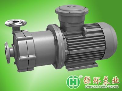 LCQ轻型不锈钢磁力泵