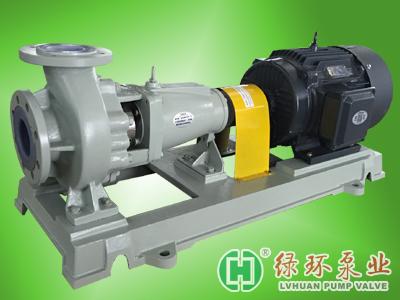 LHFK耐高温可空转衬氟泵