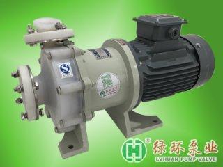 CQB-F型氟塑料磁力泵