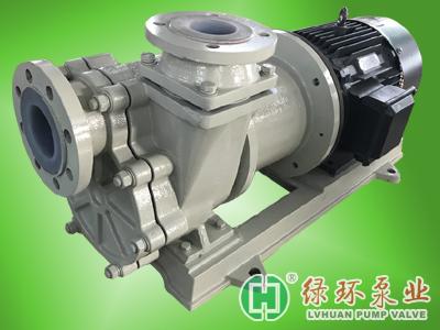 LZM衬氟自吸磁力泵