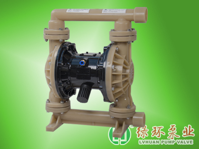 QBK型第三代气动隔膜泵